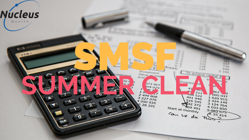 SMSF Summer Clean Master Class | Nucleus Wealth
