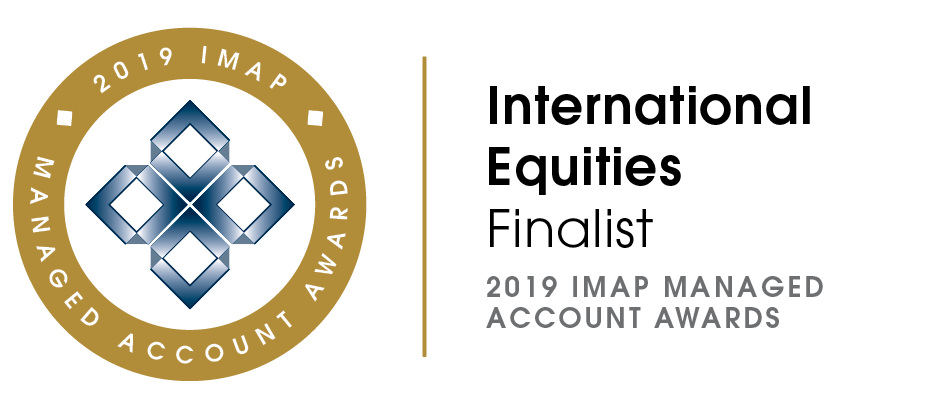 IMAP 2019 International equities finalist