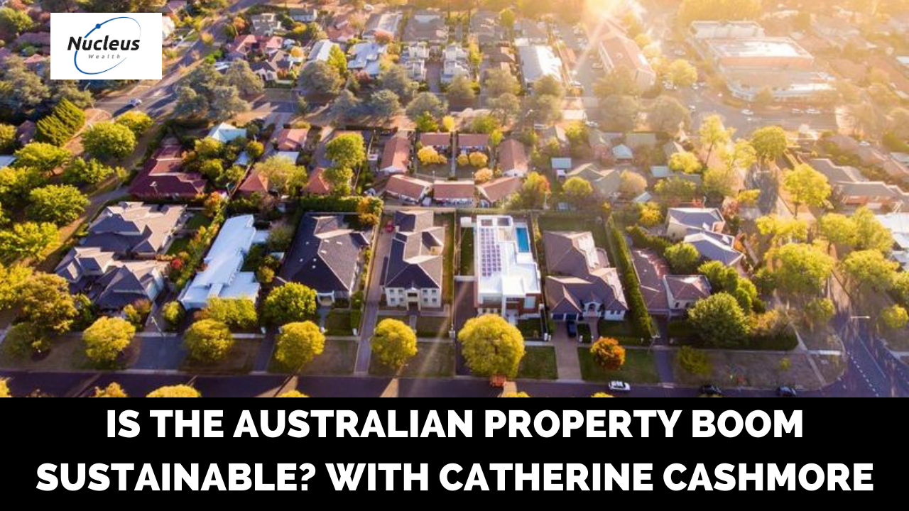 Is the Australian property boom sustainable?