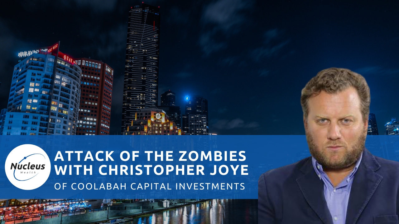 Finance Podcast featuring Christopher Joye