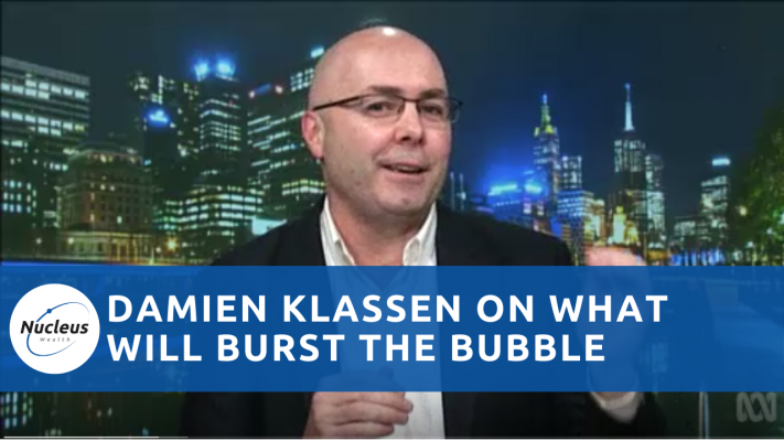 Damien Klassen on What Will Burst the Bubble | ABC's The Business