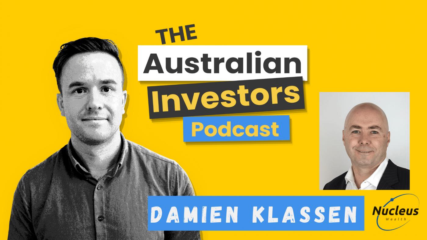 Rask Australia podcast Damien Klassen Nucleus Wealth