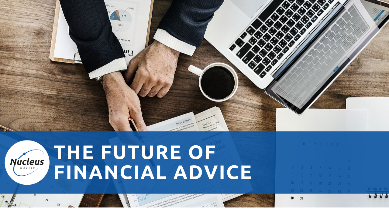 The future of financial advice