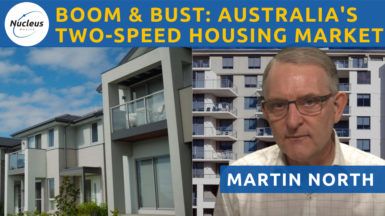 Australian property boom and bust with martin north thumbnail