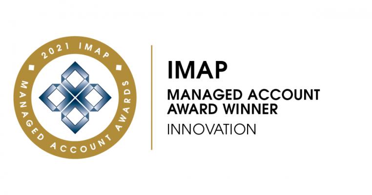 IMAP Winner Badge 2021 Innovation
