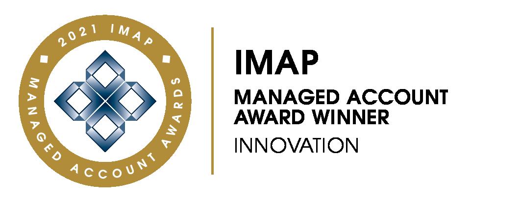 IMAP Awards Winner Badge 2021 Innovation